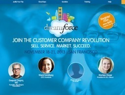 5 Reasons To Go To Dreamforce in 2013 | Appshark Software Solutions | Custom Development, Application Development, Mobile Development, Salesforce Solutions | Scoop.it