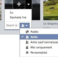 Facebook débute la qualification des utilisateurs par les livres | Clic France | Scoop.it