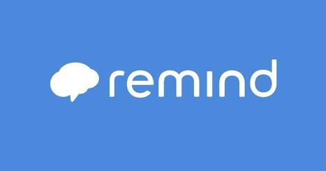 Remind - Alternativa al WhatsApp para profesores, padres y alumnos | desdeelpasillo | Scoop.it