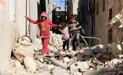 Países árabes instam ONU a pôr fim ao conflito na Síria - Jornal de Notícias | Guerra na Síria | Scoop.it