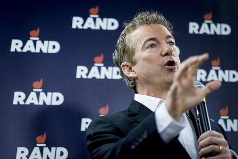 With Rand Paul out of the race, is there anyone left to fight the NSA? | Nerd Vittles Daily Dump | Scoop.it