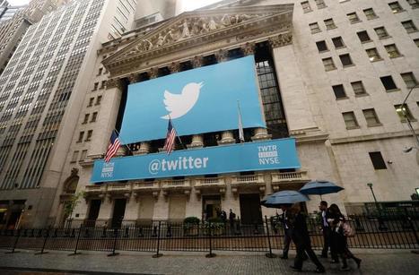 Twitter victime d'une arnaque boursière sans précédent | Entrepreneurs du Web | Scoop.it
