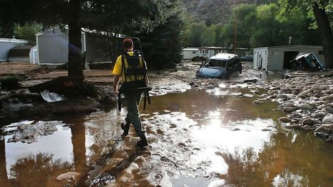 Rescuers, Residents Shaken by Rising Colorado Floodwaters - ABC News | CLOVER ENTERPRISES ''THE ENTERTAINMENT OF CHOICE'' | Scoop.it