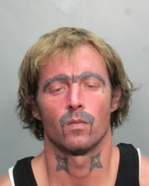 Mugshots Friday: Behold, A Tattooed Savior Has Come - Miami - News - Riptide 2.0 | News & Politics | Scoop.it