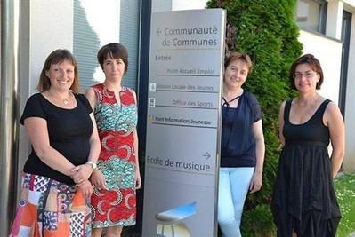La communauté de communes s'affiche pionnière du numérique , Retiers 13/07/2013 - ouest-france.fr | Au Pays de la Roche aux Fées | Scoop.it