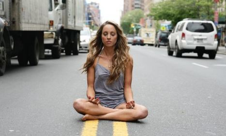 What My Mindfulness Practice Looks Like: Gabrielle Bernstein   Mindfulness Community   Scoop.it
