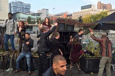 Anti-austerity protestors raved for 40 hours straight in Manchester this weekend | DJing | Scoop.it