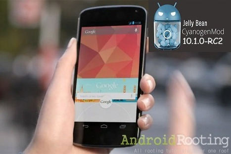 CM10.1.0-RC2 Android 4.2.2 Jelly Bean Custom ROM for Google Nexus 4 | Android Circle | Scoop.it