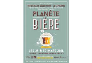 Planète Bière, premier salon parisien de la bière, ouvre bientôt ses portes | De la Fourche à la Fourchette (Agriculture Agroalimentaire) | Scoop.it