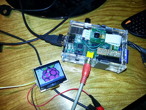 Raspberry Pi – Point & Shoot Camera | Raspberry Pi | Scoop.it
