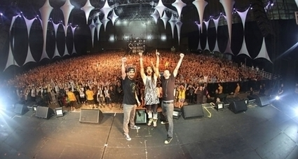 Steve Aoki & Linkin Park Reveal Surprise Collaboration | EDM artists trending | Scoop.it