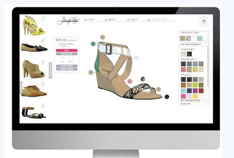 Concept - Shoes of Prey | Fashion | Scoop.it
