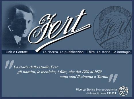 FERT storica: il cinema a Torino tra anni Venti ed anni Settanta | Généal'italie | Scoop.it