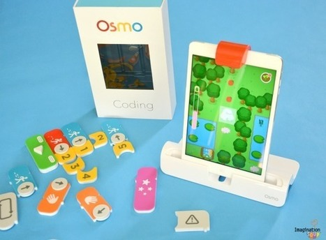 Hands-On Coding for Kids with Osmo | Robotics and GBL Biosphere | Scoop.it