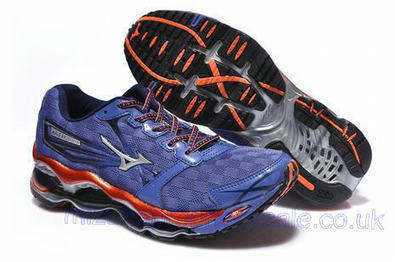 Mizuno Wave Prophecy 2 Womens Running Shoes 8KN 31703 Mediumblue Red.jpg (465x309 pixels)   fashionshoes   Scoop.it