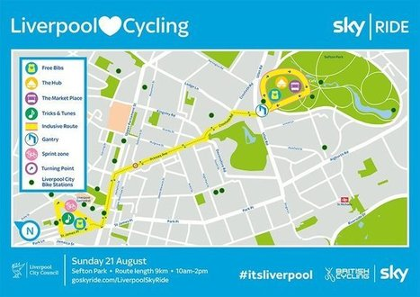 Tweet from @GoSkyRide | Accessible Tourism | Scoop.it