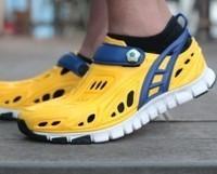 Crocs-Style Running Shoe Made Of Foam - PSFK | crocs | Scoop.it