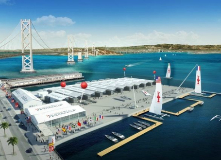 San Francisco America's Cup: Great For The City, Or One Big Mess? | MDV 2014 | Scoop.it