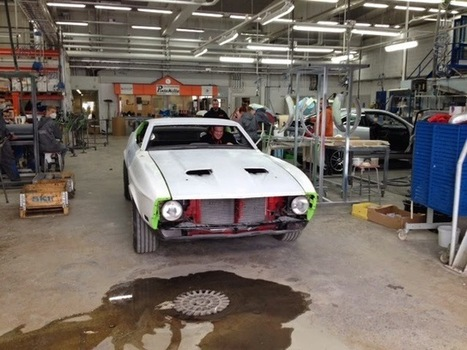 OolveisOpiskelee: Mustangia | Pintakilta Original | Scoop.it