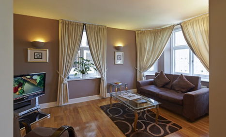 Stunning Citadines Two Bedroom Apartment in Finsbury, London Serviced Apartments - RatedApartments | Serviced Apartments in London | Scoop.it