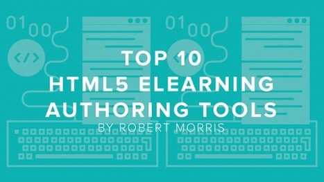 Top 10 HTML5 eLearning Authoring Tools | DigitalChalk Blog | Teaching and Learning software and topics | Scoop.it