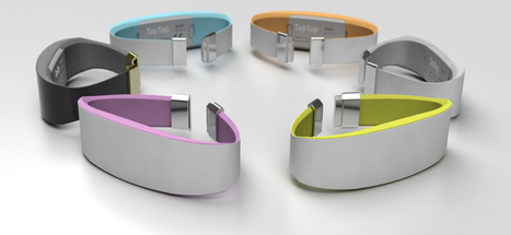 The slap bracelet of the 21st century: Now with a hug feature   FutureChronicles   Scoop.it