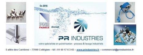 PR Industries : des solutions de pulvérisation pour les process et le lavage industriels | Actualité de l'Industrie Agroalimentaire | agro-media.fr | Scoop.it