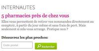 1001 pharmacies : un nouveau site d'e-commerce pour les pharmacies françaises | Pharmacie | Scoop.it
