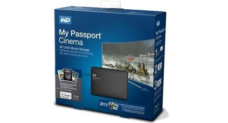 1TB My Passport Cinema drive puts 4K Ultra HD movies in your pocket | Informática Educativa y TIC | Scoop.it