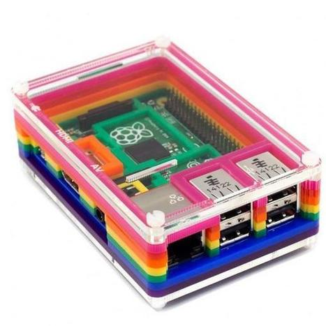 Tweet from @ModMyPi | Raspberry Pi | Scoop.it