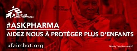 MSF lance une ████ mondiale pour réduire le prix du ████ à 5 dollars par enfant dans les pays en développement | Infogreen | Le flux d'Infogreen.lu | Scoop.it
