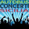 Autobus Concerti Sicilia