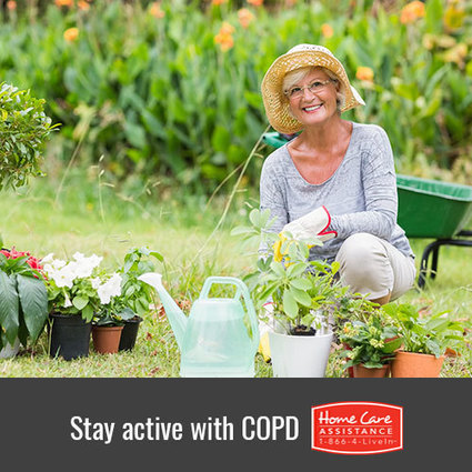Tips for Living an Active Life with COPD | Home Care Assistance of Oklahoma | Scoop.it