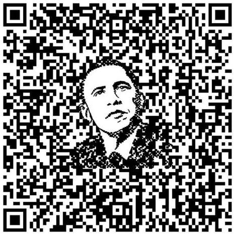 World's First Fully Functional QR Code Portraits | QRiousCODE | Scoop.it