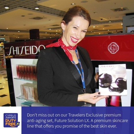 Fragrances in Cyprus Duty Free shops   Upcycle Club   Scoop.it