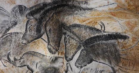 As obras de arte mais antigas do mundo na gruta Chauvet em França | History 2[+or less 3].0 | Scoop.it
