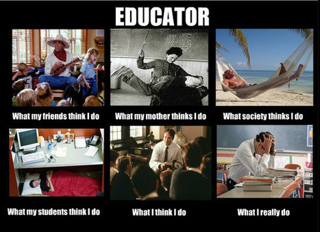Educator | What I really do | Scoop.it