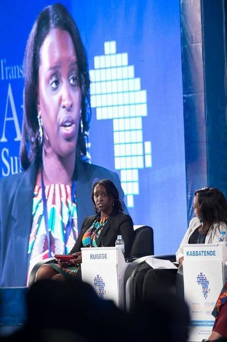 Digital inclusion for women: First Lady urges girls to be bold | Women & Girls in ICT | Scoop.it