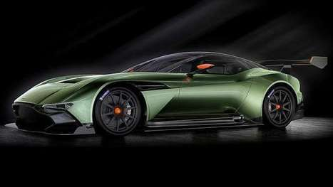 Revealed: the $3.5 million Aston Martin Vulcan hypercar   Convincingly Contrarian Crumbs   Scoop.it