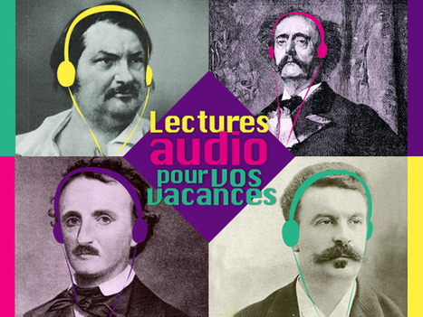 Lectures audio - Institut national de l'audiovisuel | Remue-méninges FLE | Scoop.it