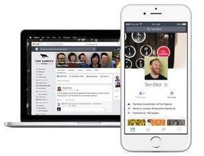 Pourquoi Workplace by Facebook ne doit pas être comparé à Slack | Collaboratif, management 2.0 & RSE | Scoop.it