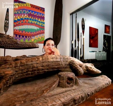 300 m² pour l'art aborigène à Metz | Aborigènes | Scoop.it