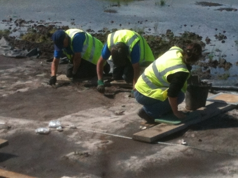 Stone Age houses are discovered on our doorstep! | HeritageDaily Archaeology News | Scoop.it