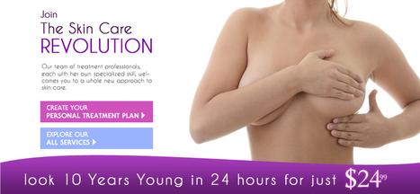 BREAST Lift Treatment in Edmonton @ $24.99 by Ultra Medic Laser Studio | Skin Care Edmonton | Scoop.it