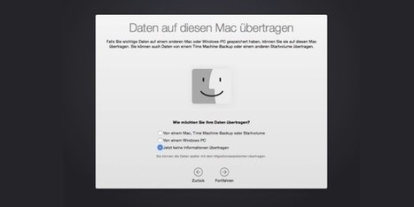 Migrationsassistent: Daten und Programme von Windows übertragen | Mac in der Schule | Scoop.it