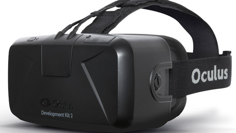 New Oculus Rift Now Available for Developers   Future Gaming Technologies   Scoop.it