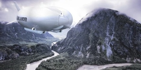 The world's largest aircraft can fly for three weeks | Cool New Tech | Scoop.it