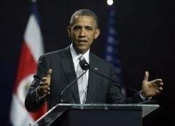 Obama wraps up Mexico-Costa Rica trip with an eye on Latinos, jobs back home | Littlebytesnews Current Events | Scoop.it