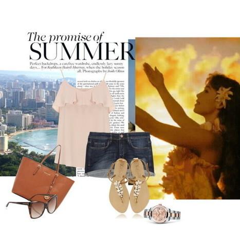 3... 2...1... Summer!!!! | Fashionista 4ever | Scoop.it