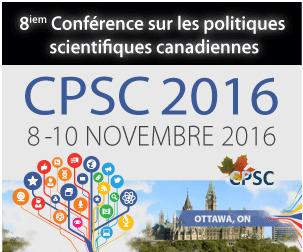 8eme conférence sur les politiques scientifiques canadiennes | La recherche dans les cégeps | Scoop.it